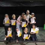 Детская театральная студия Стаса Намина «Kidstheatre» лауреаты 3 степени во всероссийском театральном фестивале «Лаборатория творчества»